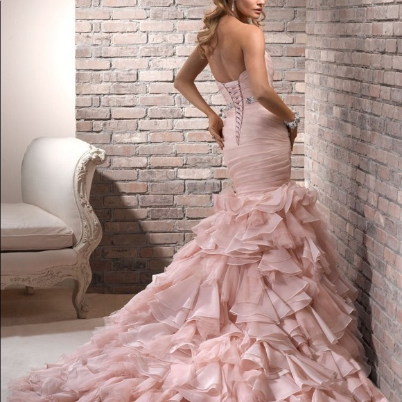 Maggie Sottero Dresses Wedding Gown Poshmark